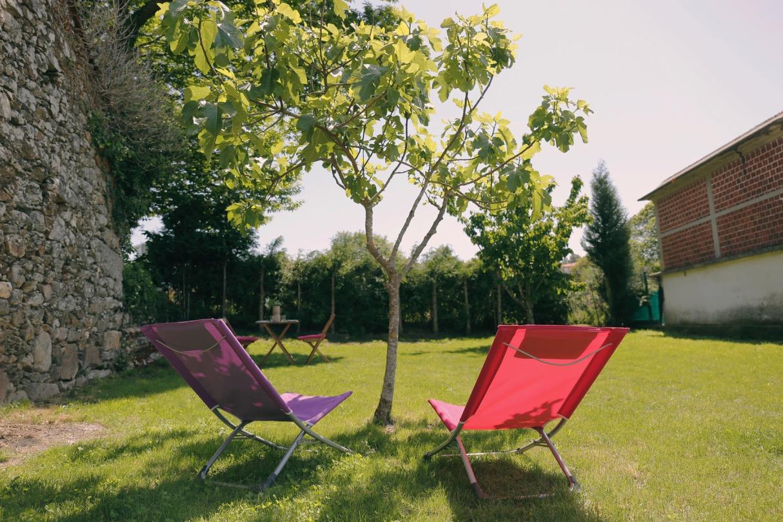 galponboutique - jardín